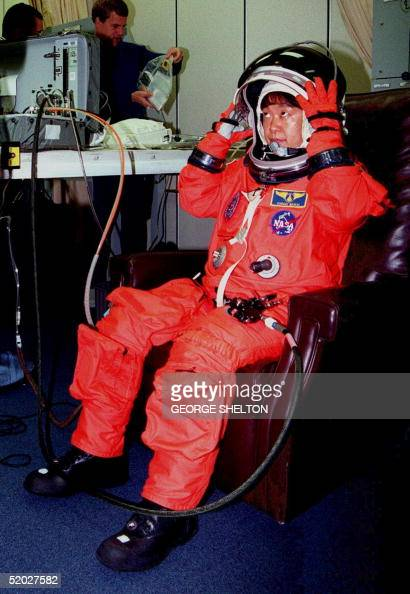 space shuttle mission specialist - photo #11