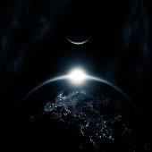 Space Sunrise (Europe) XXL
