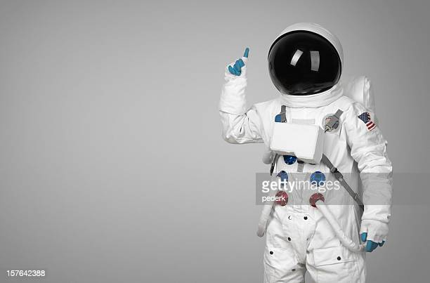 Attention de Spaceman