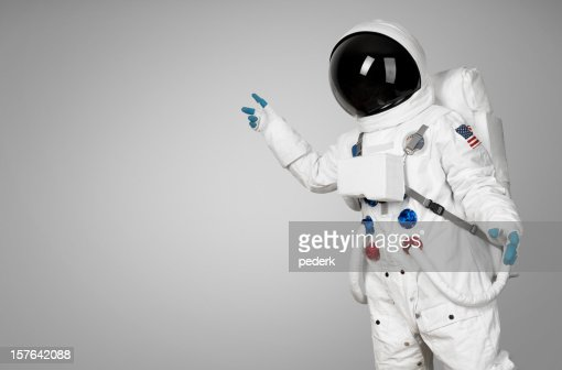 Spaceman を表示