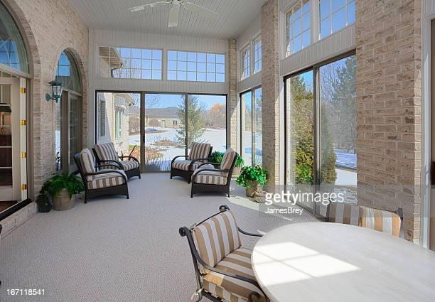 Spacious, Airy Sun-Room, Four Seasons Room
