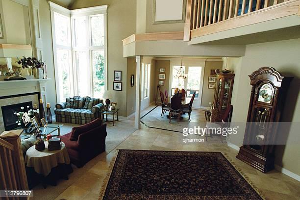 Geräumige home interior