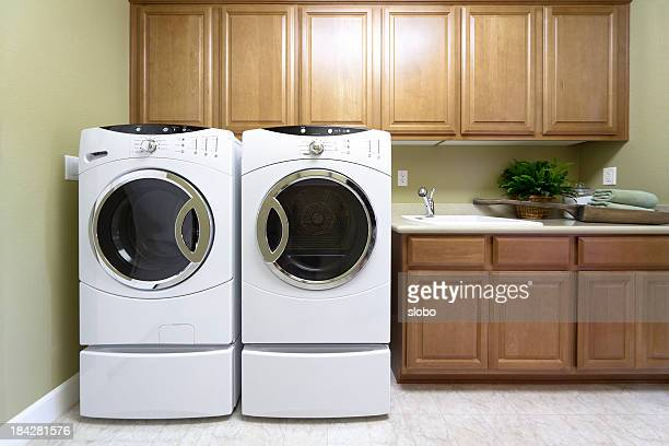 Spacious Laundry Room