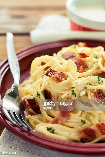 スパゲッティ カルボナーラ