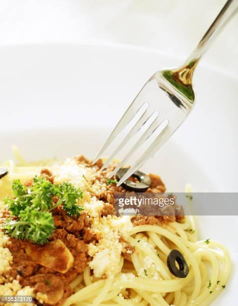スパゲティ、ペン