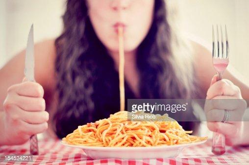 spaghetti : Stock-Foto