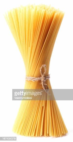 Spaghetti. : Foto de stock