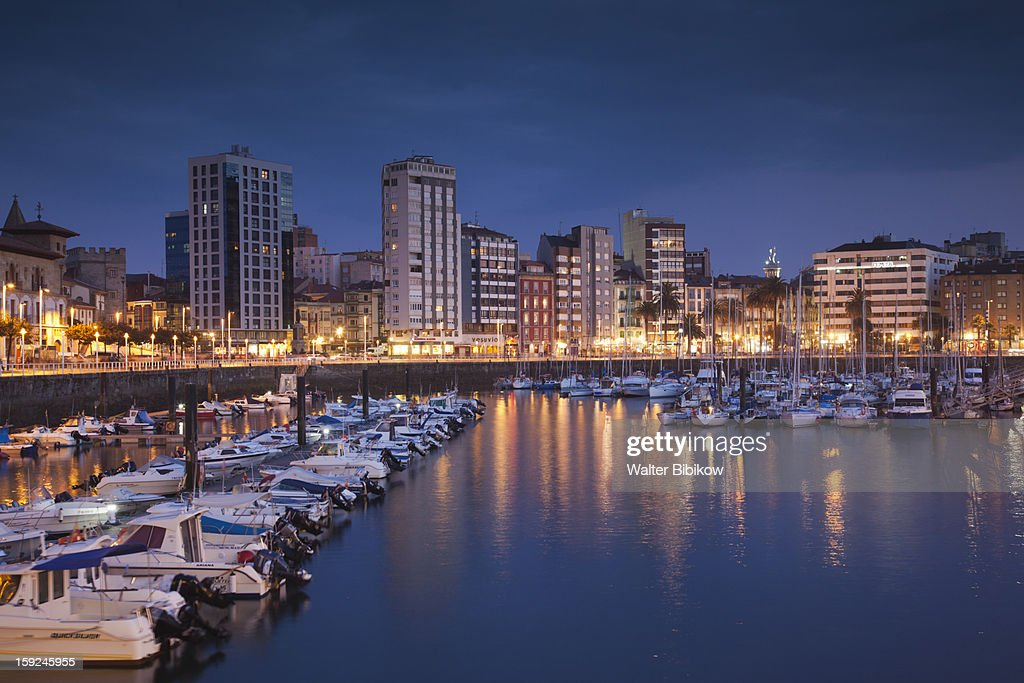 Spain, Asturias Region, Asturias Province : Stock Photo