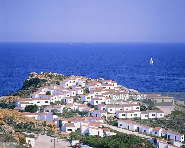 Spain, Cadaques, holiday resort by the sea