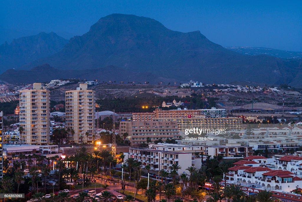 Spain, Canary Islands, Exterior