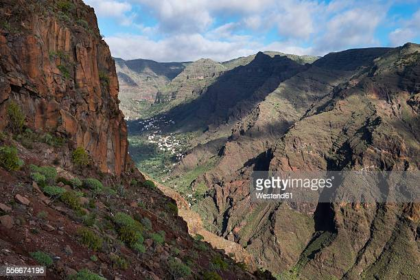 Spain, Canary Islands, La Gomera, Valle Gran Rey
