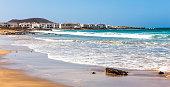Spain, Canary Islands, Lanzarote, Los Valles, Playa de Famara