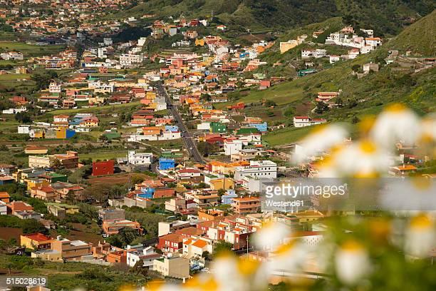 Spain, Canary Islands, Tenerife, San Cristobal de La Laguna