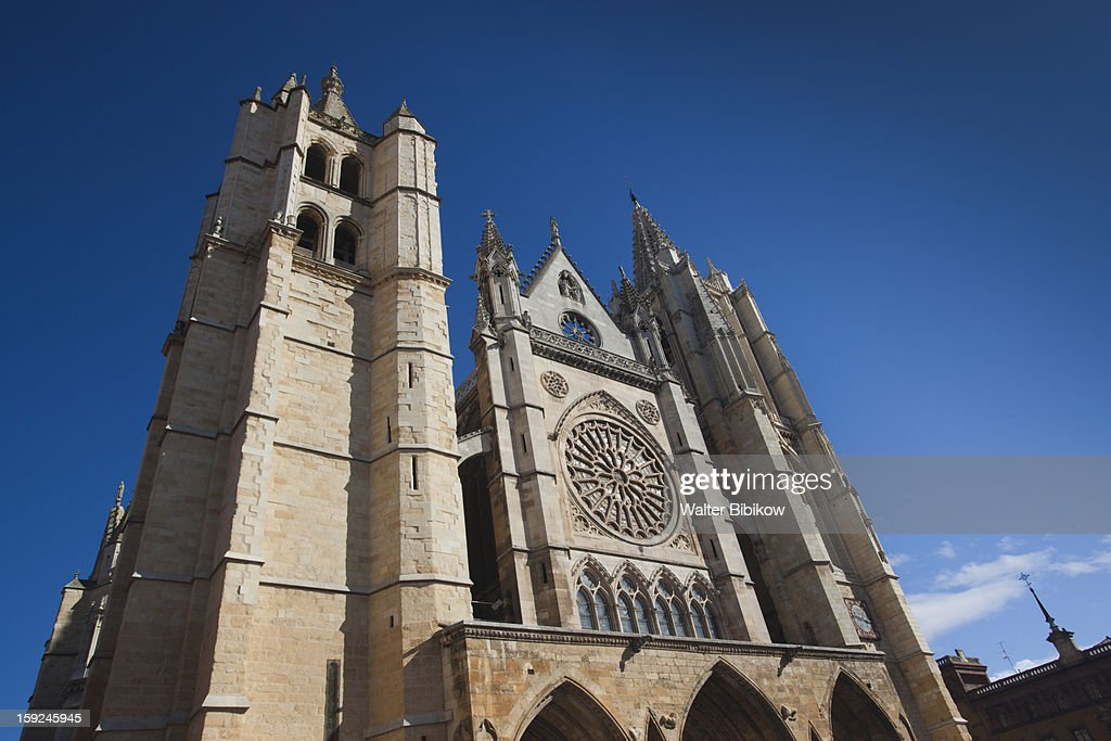Spain, Castilla y Leon Region, Leon Province : Stock Photo