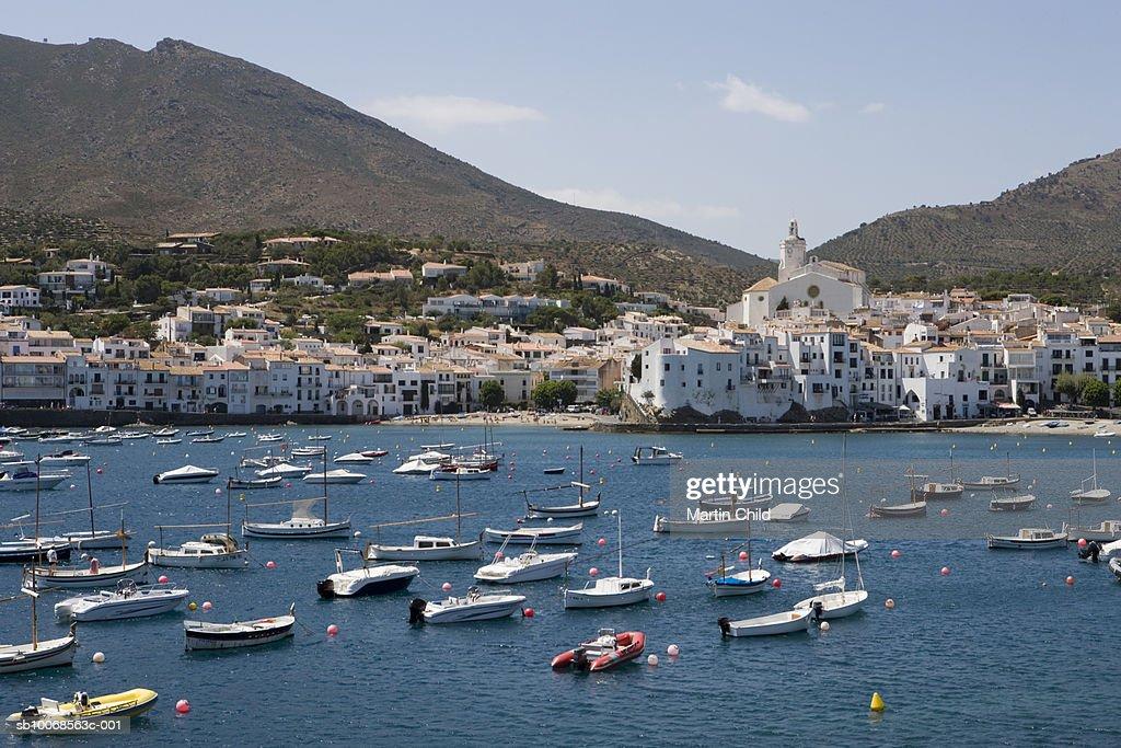Spain, Catolonia, Costa Brava, Cadaques : Stock Photo
