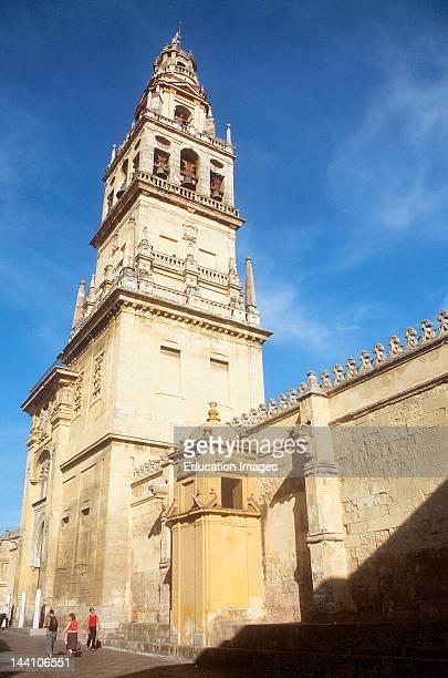 Spain Cordoba Mezquita Cathedral
