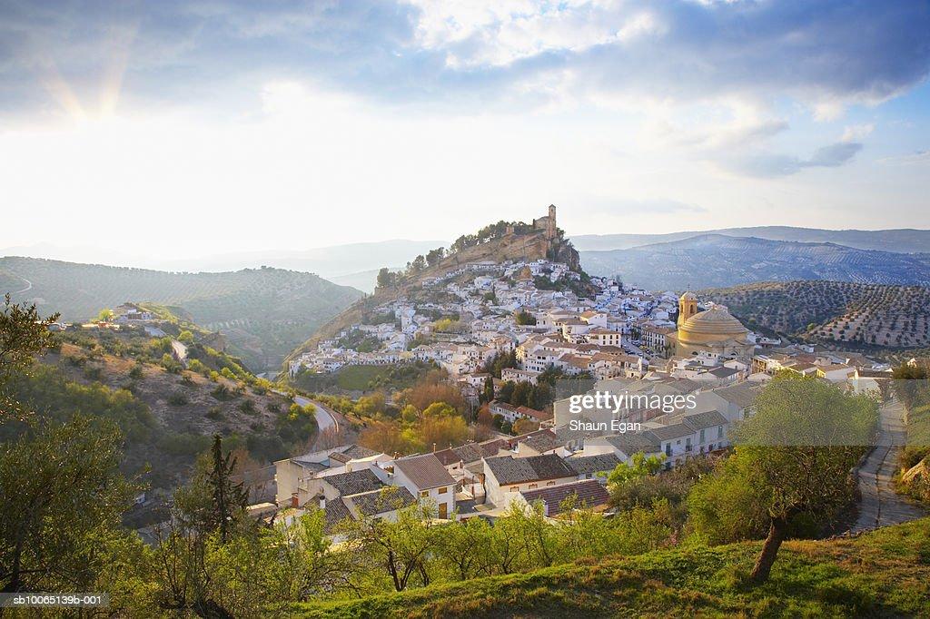 Spain, Granada, Montefrio