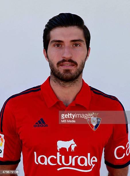 Spain La Liga Adelante 20142015 / Karim Ansarifard