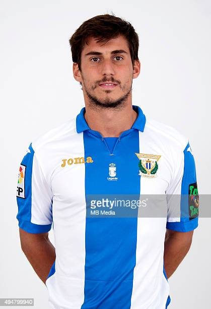 Spain La Liga Adelante 20152016 / Gabriel Appelt Pires