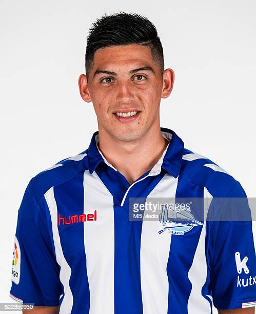 Spain La Liga Santander 20162017 / Cristian Omar Espinoza ' Cristian Espinoza '