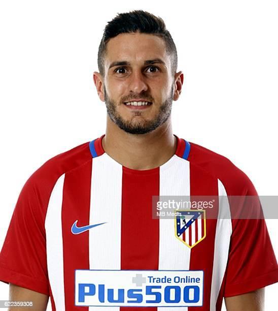 Spain La Liga Santander 20162017 / Jorge Resurreccio Merodio ' Koke Resurreccion '