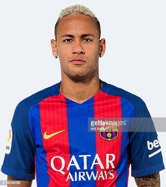 Neymar Da Silva Santos Junior: La Liga Headshots 2016-2017 Photos And Images