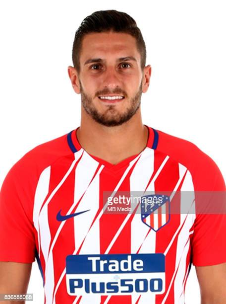 Spain La Liga Santander 20172018 / 'n 'nJorge Resurreccion Merodio Koke