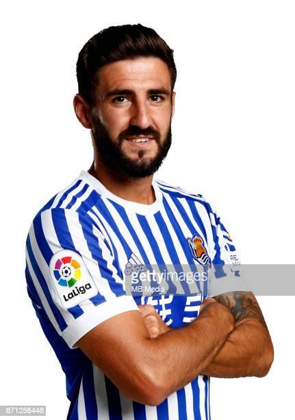 Spain La Liga Santander 20172018 / 'n 'nRaul Rodriguez Navas ' Raul Navas '