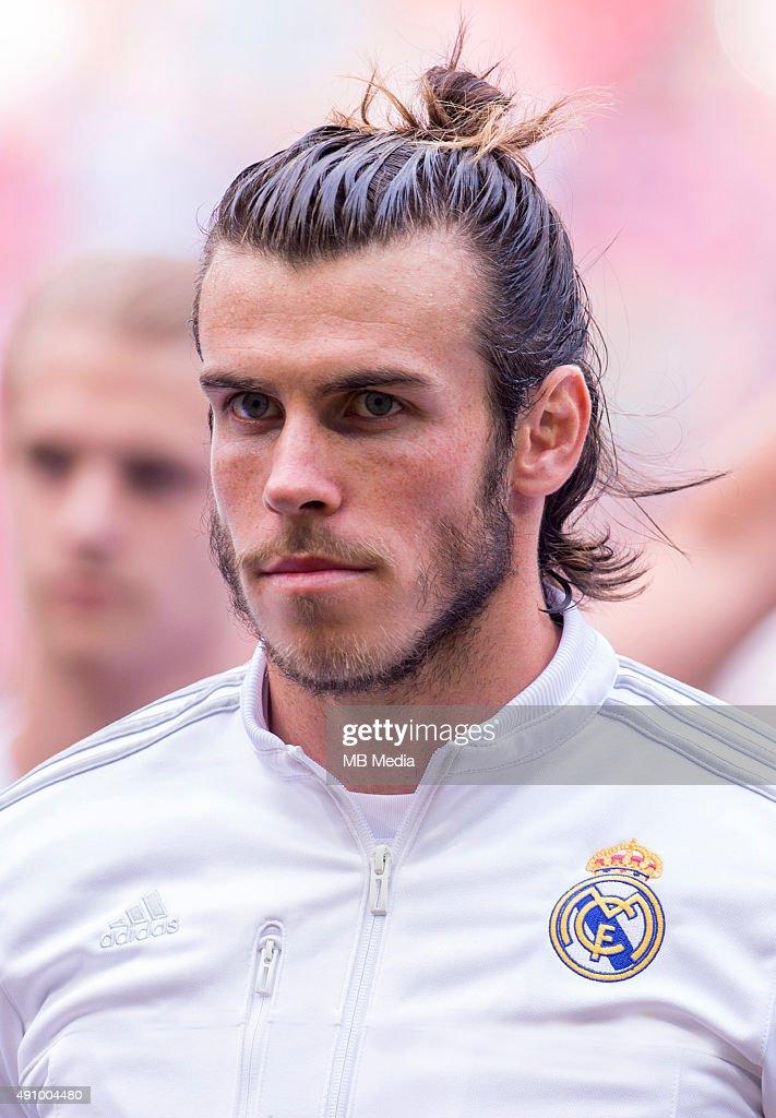 Spain Liga BBVA 20152016 / Gareth Frank Bale ' Gareth Bale '