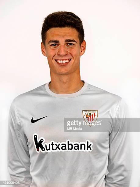 Spain Liga BBVA 20152016 / Kepa Arrizabalaga Revuelta