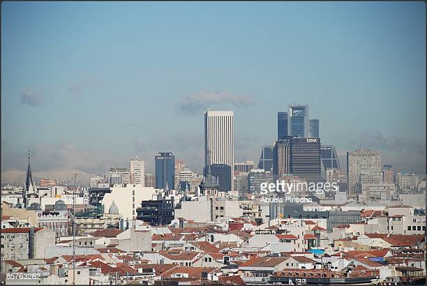 Spain, Madrid, Cityscape