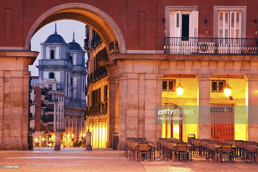 Spain, Madrid, Colegiata de San Isidro