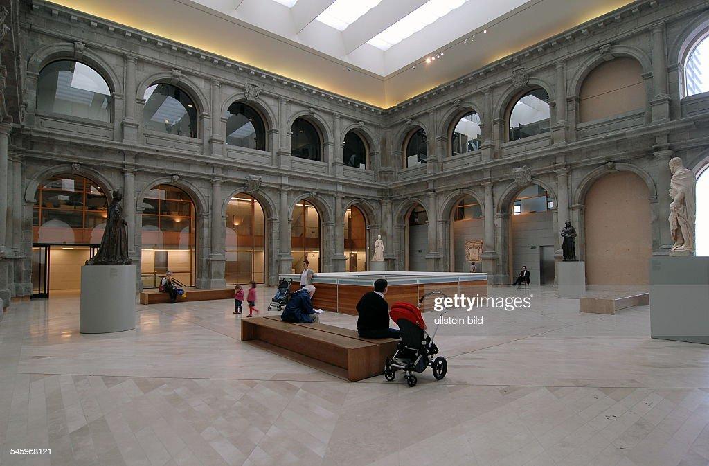 Spain Madrid Madrid Museum 'Museo Nacional del Prado'
