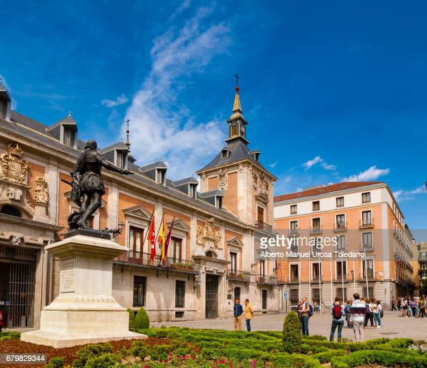 Spain, Madrid, Old town hall