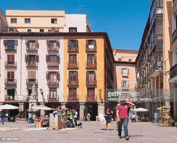 Spain, Madrid, Provincia square