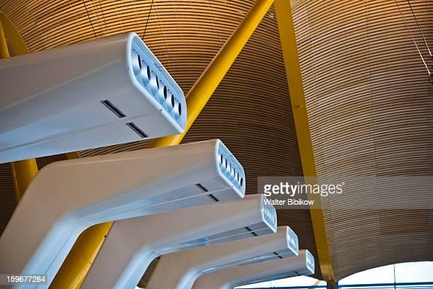 Spain, Madrid-Barajas International Airport