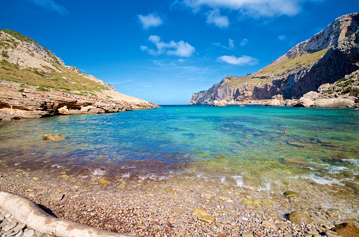 Cala Figuera Spain  City pictures : Bay Of Water Stock Photos and Pictures | Getty Images