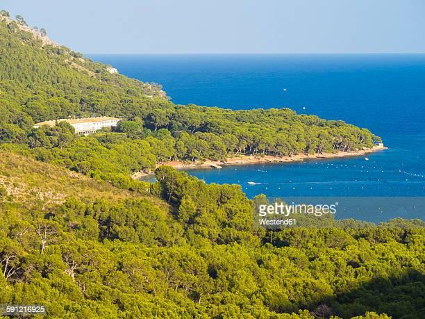 Spain, Mallorca, Hotel Formentor at Cap de Formentor