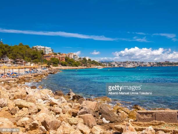 Spain, Mallorca Island, Calvia - Cala Comtessa
