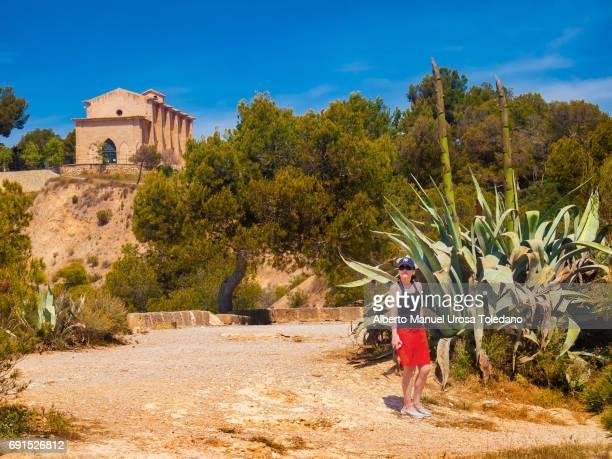 Spain, Mallorca Island, S'Oratori beach - Portals Nous