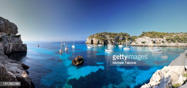 Spain,  Menorca Beach : Stock Photo