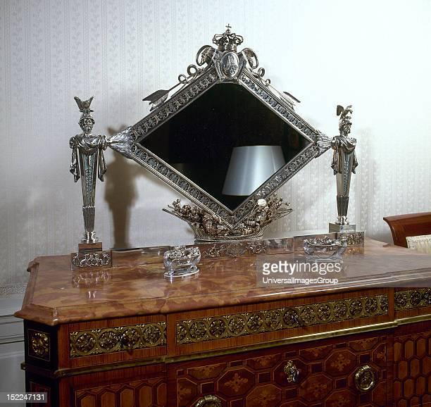 Spain Royal Palace of El Pardo 18th century Dressing table