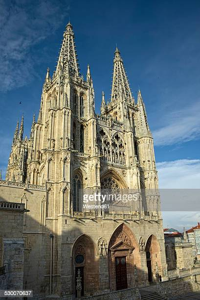 Spain, The Way of St James, Burgos, Cathedral of Burgos