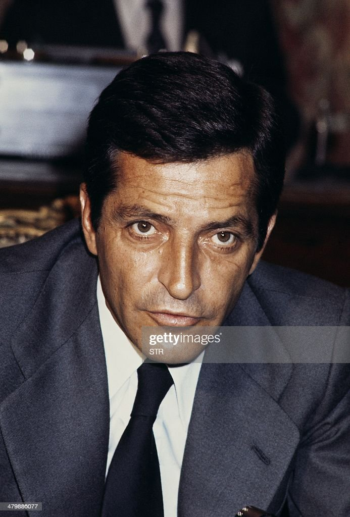 Spain's former Prime Minister Adolfo Suarez is pictured in Paris in August, 1977. The former prime minister who led post-Franco Spain to democracy, 81-year-old Adolfo Suarez, is gravely ill in a Madrid hospital and may not survive the weekend, his son said on March 21, 2014. Suarez, Spain's first prime minister after the death of General Francisco Franco in 1975, has suffered from Alzheimer's for the past decade.