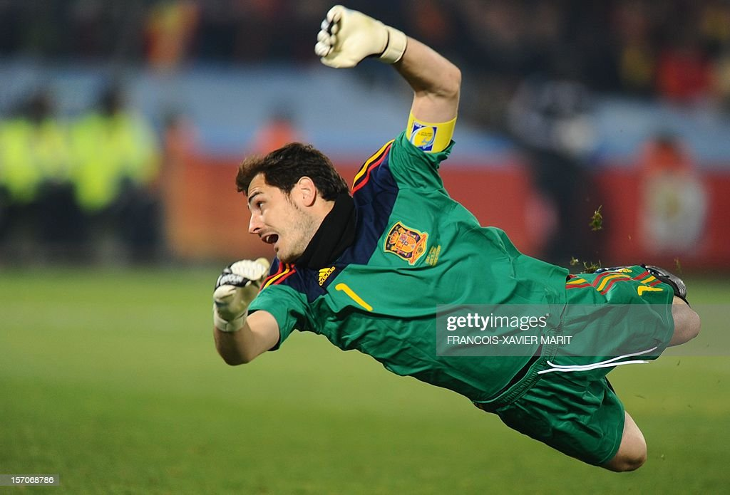how to make it as a goalkeeper