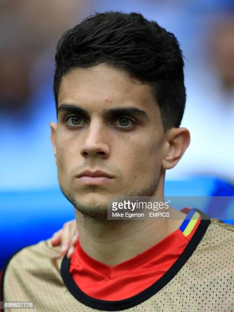 Spain's Marc Bartra