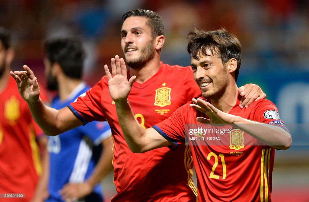 Spain v Liechtenstein - FIFA 2018 World Cup Qualifier