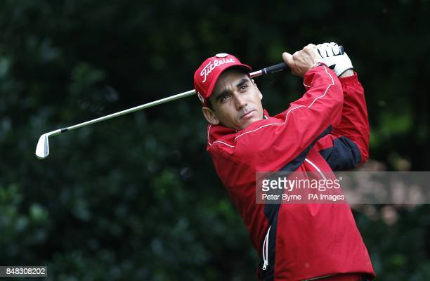 Spain's Rafael CabreraBello during day one of the 2012 Open Championship at Royal Lytham St Annes Golf Club Lytham St Annes