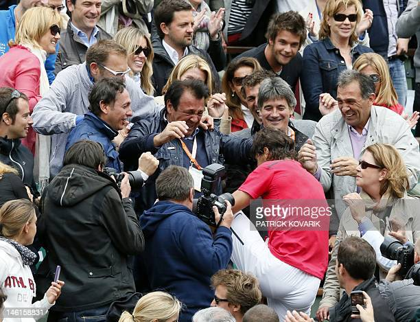 Rafael Nadal Family St...