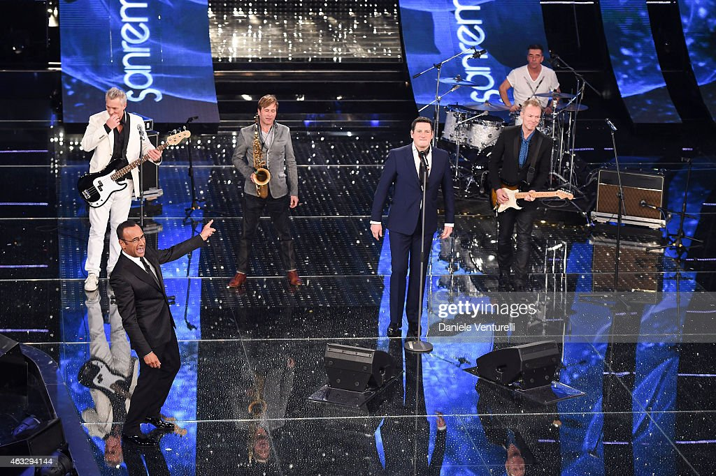 Sanremo 2015 - Day 3